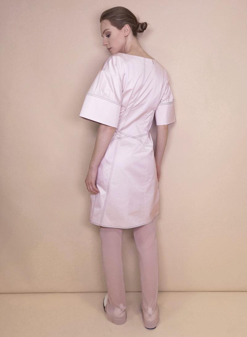 dress-suknelė-trousers-kelnės